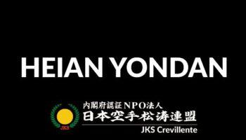 Heian Yondan Kata